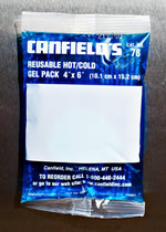 78 Canfield 4x6 Customizable Hot Cold Gel Pack