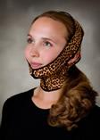96 Facial Plastics Garment Leopard