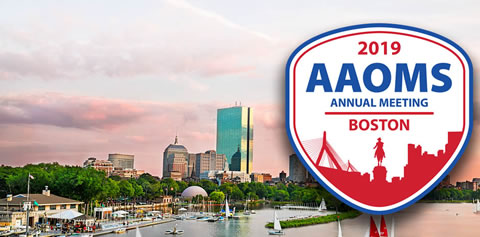 2019 AAOMS Annual Meeting Boston